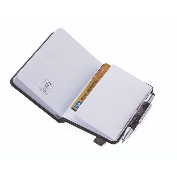 Troika Lilipad+Liliput Office Supplies Other Leather Related Products Notebooks / Notepads Stationery Sets ZNO1042BLK-TK-T2