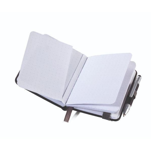 Troika Lilipad+Liliput Office Supplies Other Leather Related Products Notebooks / Notepads Stationery Sets ZNO1042BLK-TK-T4