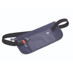 Troika SICHERHEITSGURT Belt Bag Travel Bag / Trolley Case Small Pouch Other Bag Bags TSP1094BLU-TK-T3