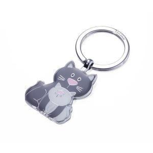 Troika Keyring Cat & Kitty Metals & Hardwares Keychains MKY1018