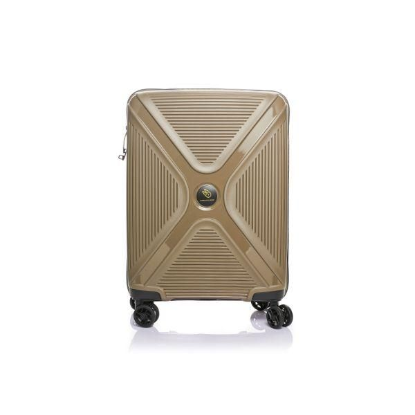 Mandarina Duck SMART business causal series luggage 20'(Grey Travel Bag / Trolley Case Bags OLR1015AGR-MD-T1