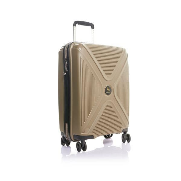 Mandarina Duck SMART business causal series luggage 20'(Grey Travel Bag / Trolley Case Bags OLR1015AGR-MD-T2