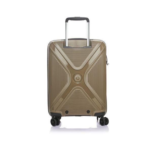 Mandarina Duck SMART business causal series luggage 20'(Grey Travel Bag / Trolley Case Bags OLR1015AGR-MD-T5
