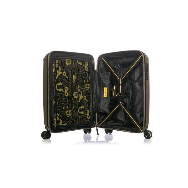 Mandarina Duck SMART business causal series luggage 20'(Grey Travel Bag / Trolley Case Bags OLR1015AGR-MD-T6