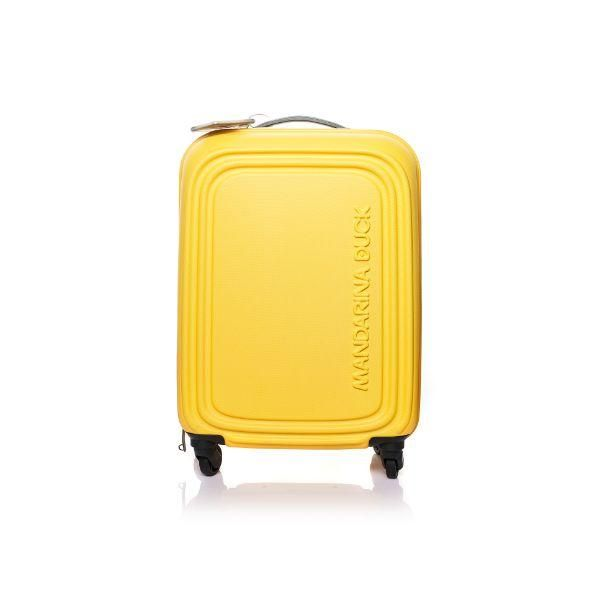 Mandarina Duck Smart business causal luggage 20' Travel Bag / Trolley Case Bags OLR1017YLW-MD-T1