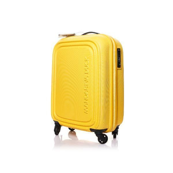 Mandarina Duck Smart business causal luggage 20' Travel Bag / Trolley Case Bags OLR1017YLW-MD-T2