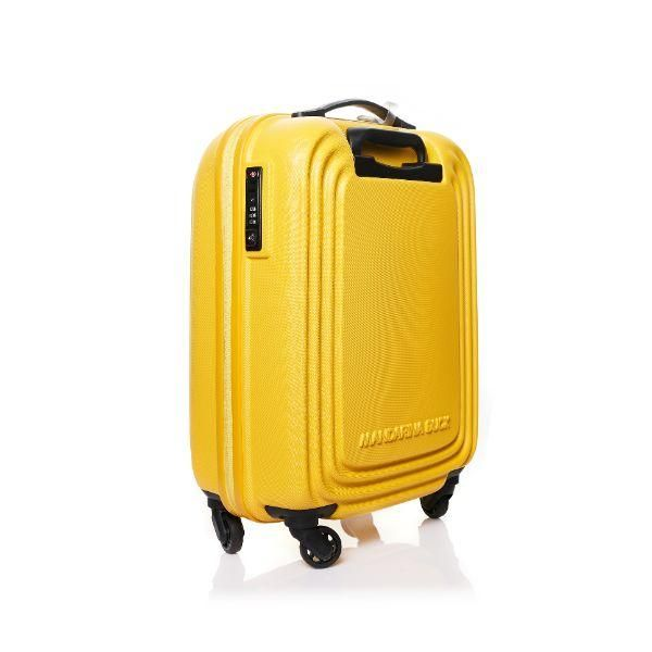 Mandarina Duck Smart business causal luggage 20' Travel Bag / Trolley Case Bags OLR1017YLW-MD-T3