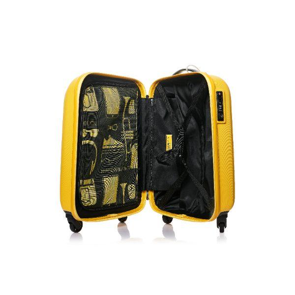Mandarina Duck Smart business causal luggage 20' Travel Bag / Trolley Case Bags OLR1017YLW-MD-T9