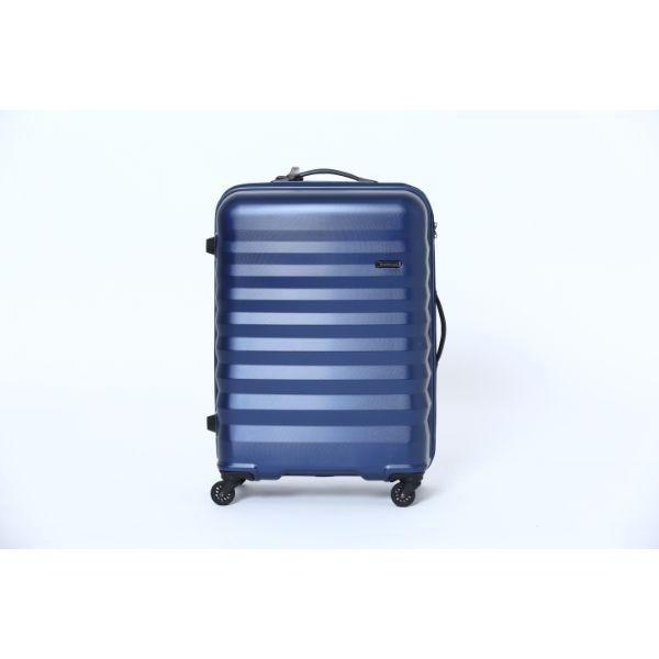 Mandarina Duck FREGMENT business causal luggage 20' Travel Bag / Trolley Case Bags OLR1020BLU-MD-T1