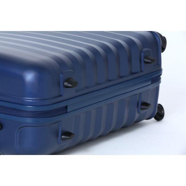 Mandarina Duck FREGMENT business causal luggage 20' Travel Bag / Trolley Case Bags OLR1020BLU-MD-T5