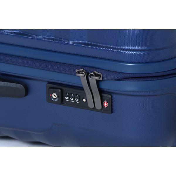 Mandarina Duck FREGMENT business causal luggage 20' Travel Bag / Trolley Case Bags OLR1020BLU-MD-T6