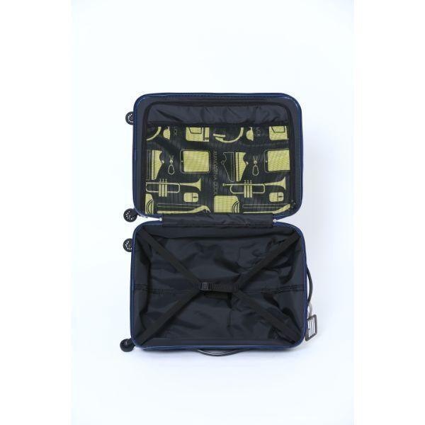 Mandarina Duck FREGMENT business causal luggage 20' Travel Bag / Trolley Case Bags OLR1020BLU-MD-T7