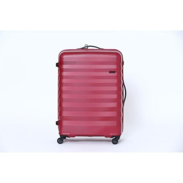 Mandarina Duck FREGMENT business causal luggage 24' Travel Bag / Trolley Case Bags OLR1021RED-MD-T1
