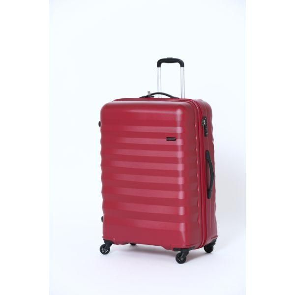 Mandarina Duck FREGMENT business causal luggage 24' Travel Bag / Trolley Case Bags OLR1021RED-MD-T2