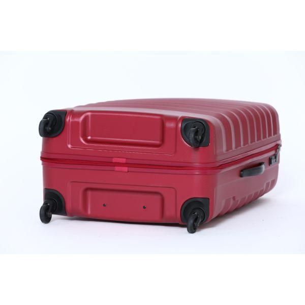 Mandarina Duck FREGMENT business causal luggage 24' Travel Bag / Trolley Case Bags OLR1021RED-MD-T3