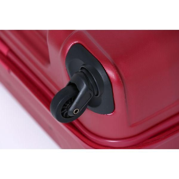 Mandarina Duck FREGMENT business causal luggage 24' Travel Bag / Trolley Case Bags OLR1021RED-MD-T4