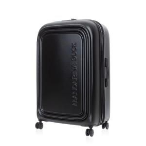 Mandarina Duck LOGODUCK luggage 24' Travel Bag / Trolley Case Bags TTC1007BLK1