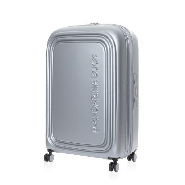 Mandarina Duck LOGODUCK luggage 24' Travel Bag / Trolley Case Bags TTC1007GRY1