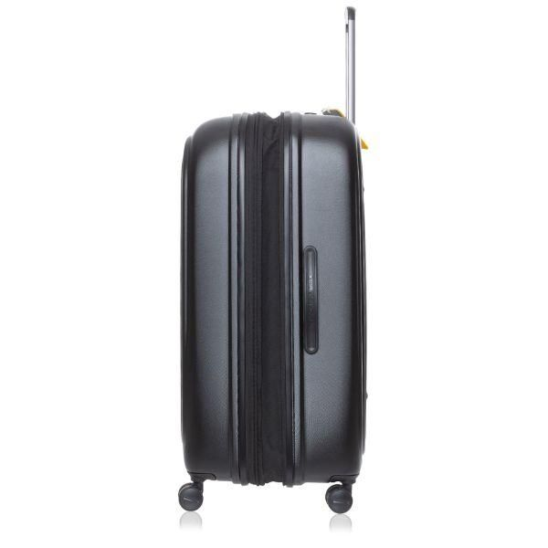 Mandarina Duck LOGODUCK luggage 24' Travel Bag / Trolley Case Bags TTC1007BLK2