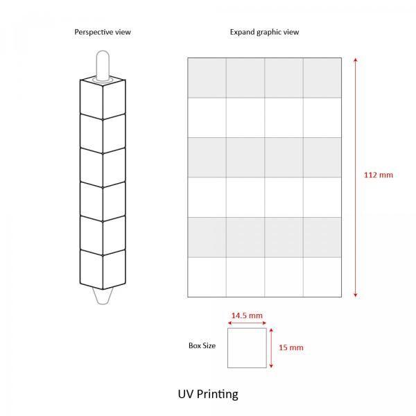 BND02 Block Pen Pen & Pencils BND02-3