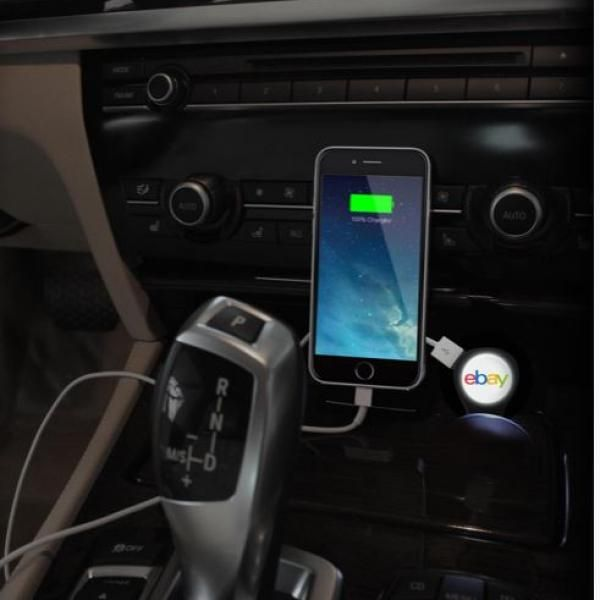 Brand Charger Bulb USB Car Charger Electronics & Technology 4
