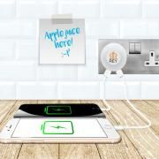 Glow 2 Nightlight USB Charger With Enlarged LED Logo Electronics & Technology Computer & Mobile Accessories 3