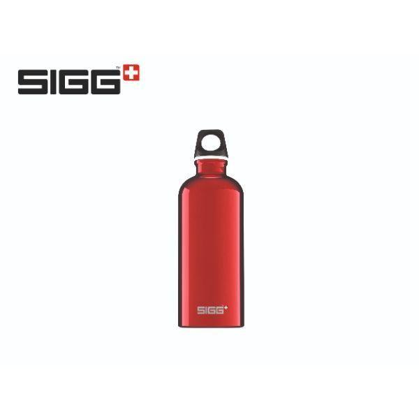 Traveller 600ml Water Bottle Household Products Drinkwares 0.6L_8326.30_Traveller_Redlogo
