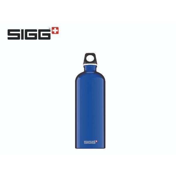 Traveller 1L Water Bottle Household Products Drinkwares 1.0L_7533.30_Traveller_Dark_Bluelogo