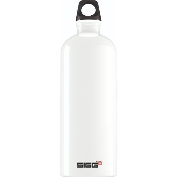 Traveller 1L Water Bottle Household Products Drinkwares 1.0L_8159.10_Traveller_White