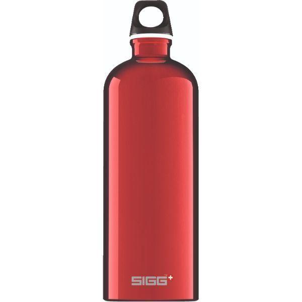 Traveller 1L Water Bottle Household Products Drinkwares 1.0L_8326.40_Traveller_Red