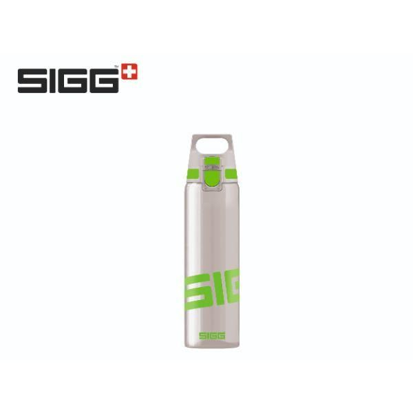 Total Clear One 750ml Water Bottle Household Products Drinkwares 0.75L_8633.00_Total_Clear_One_Greenlogo
