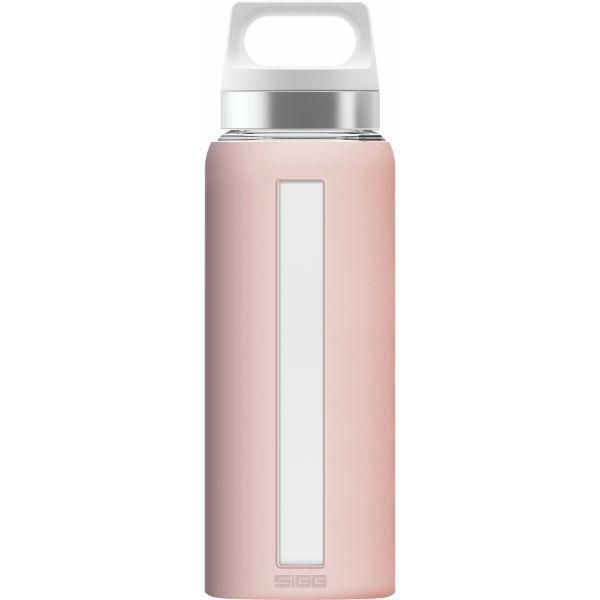 Dream 650ml Glass Water Bottle Household Products Drinkwares 0.65L_8648.20_Dream_Blush