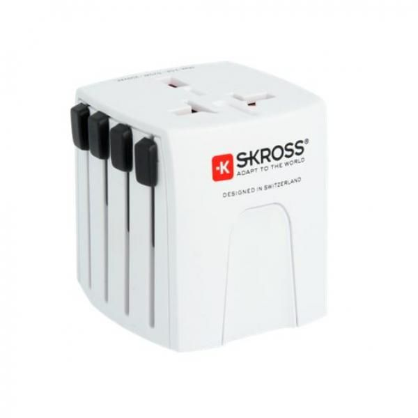 Skross MUV Micro 2Pole Adapter And USB Charger Electronics & Technology Other Electronics & Technology 1