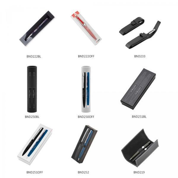 BND62 Folk Twist Metal Ball Pen Office Supplies Pen & Pencils BND62Folk-4