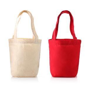S Mini Cotton Tote Bag Tote Bag / Non-Woven Bag Bags Best Deals Eco Friendly TNW1038GroupHD