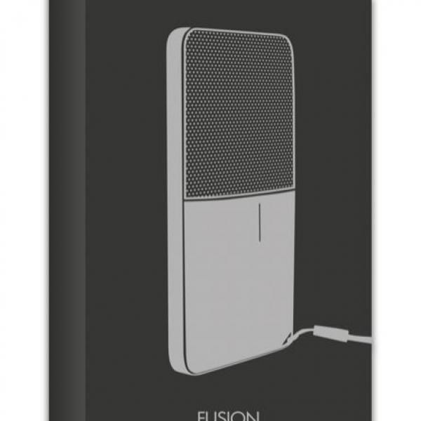 Fusion Portable Wireless Speaker With Powerbank Electronics & Technology Computer & Mobile Accessories 1