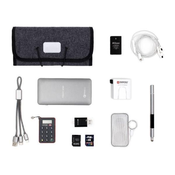 Brand Charger Folio Tech Organizer Small Pouch Bags 4