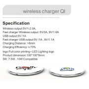 2155 Wireless Charger Electronics & Technology Computer & Mobile Accessories EMP10522