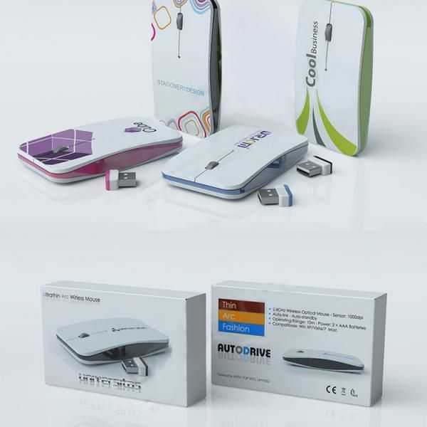 1705 2.4G Wireless Mouse Electronics & Technology Computer & Mobile Accessories EMM1021