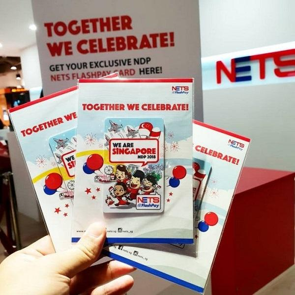 NETS Flashpay Card Printing & Packaging Other Printing & Packaging 679491823865