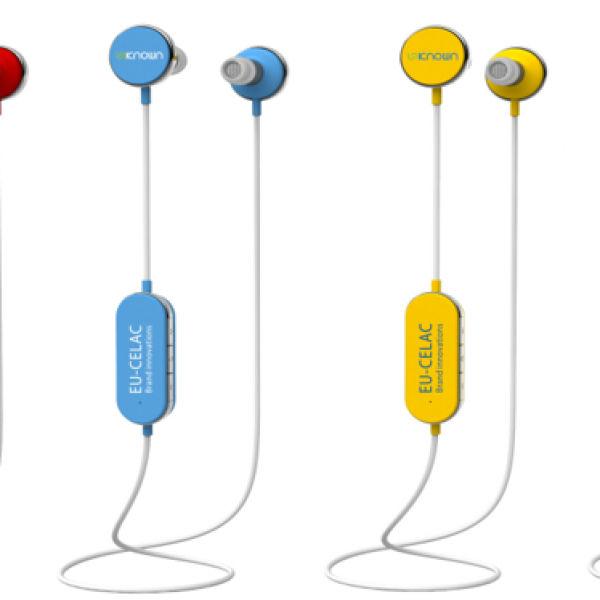 2174 Bluetooth Earphone Electronics & Technology Computer & Mobile Accessories Capture
