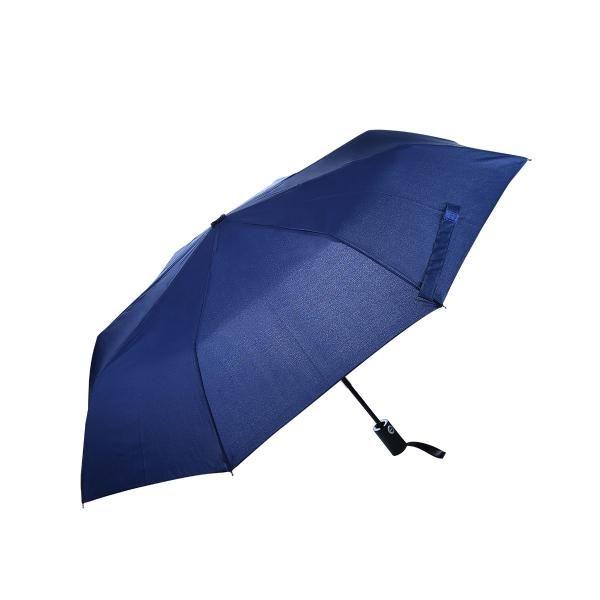 Esparza Teflon Auto Open Auto Close Foldable Umbrella Umbrella Foldable Umbrellas UMF1017Blue3HD