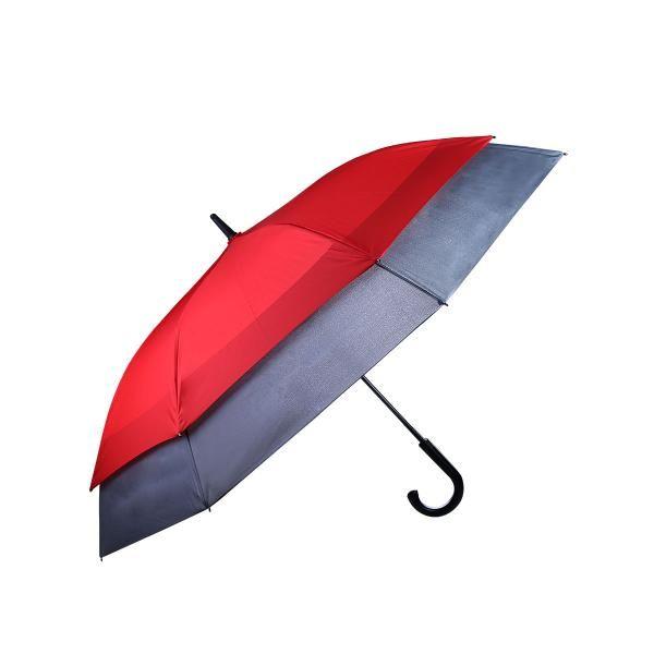 Mckeown Extend Auto Open Umbrella Umbrella Straight Umbrella UMS1027RedHD