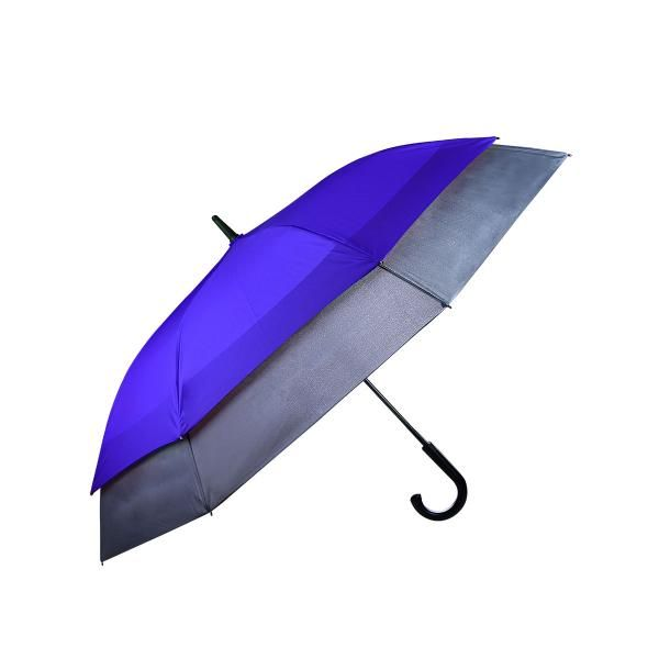 Mckeown Extend Auto Open Umbrella Umbrella Straight Umbrella UMS1027BlueHD