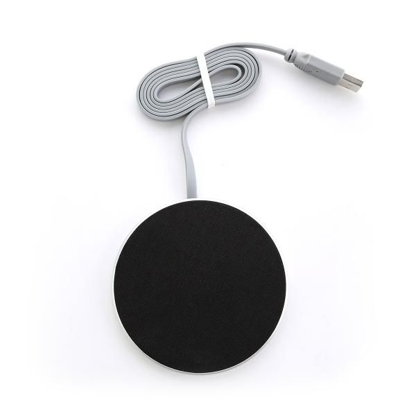 Bakeey Fast Charge Wireless Charger Electronics & Technology Computer & Mobile Accessories Best Deals EMP1020_BlackHD