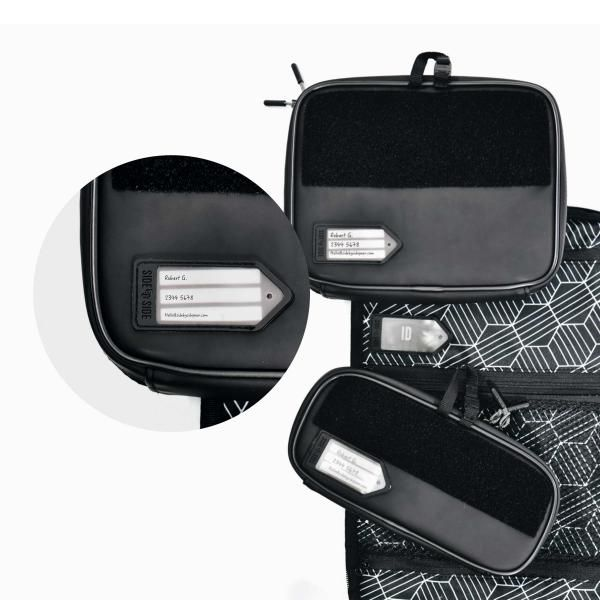 Side By Side Travel Packer Travel Bag / Trolley Case Bags cSBS018-05