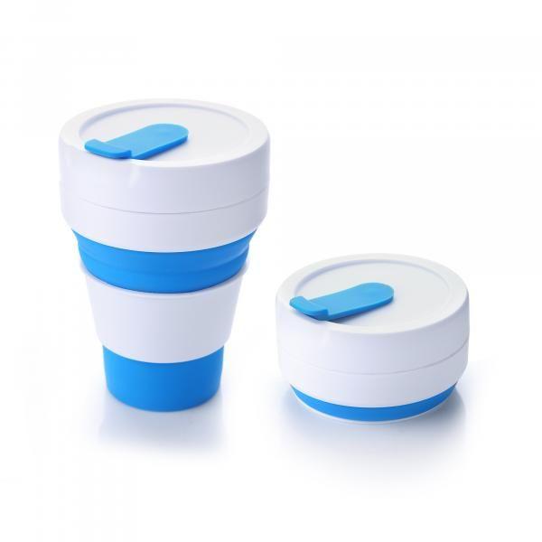 Collapsible Coffee Mug Household Products Drinkwares HDC1036HD_Blu