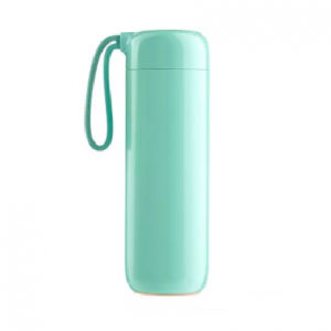 Artiart Waterlogo Cloud Thermal Bottle Household Products Drinkwares DRIN096Turquoise