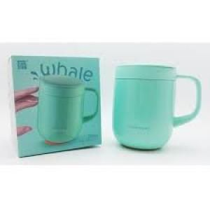 Artiart Whale Thermal Suction Mug Household Products Drinkwares DRIN059skyblue