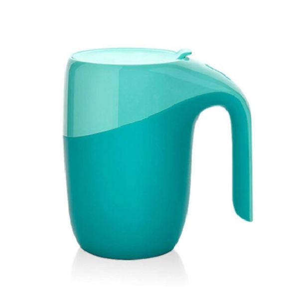 Artiart Elephant Suction Mug Household Products Drinkwares DRIN033skyblue
